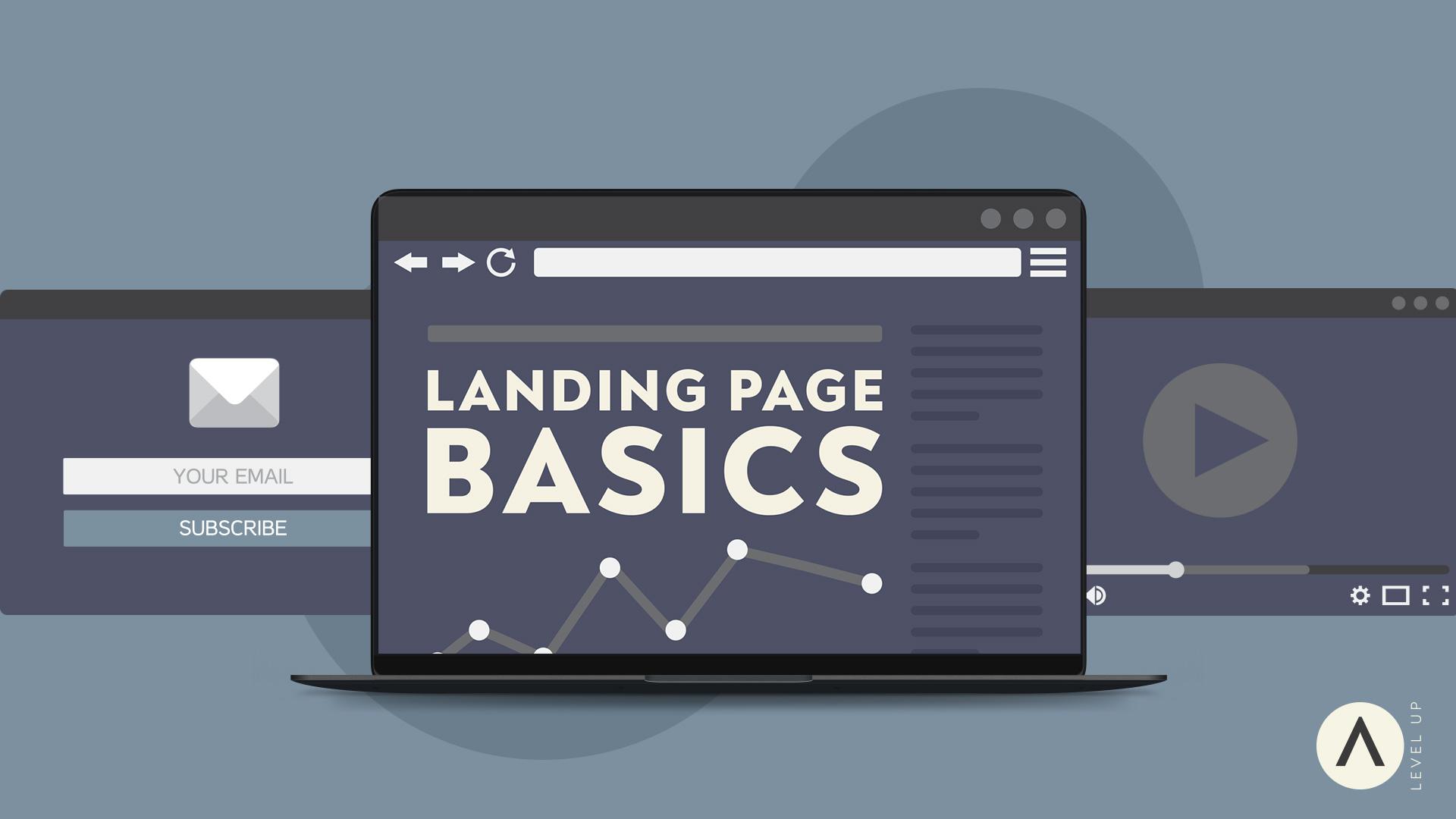 Members Webinar: Landing Page Basics