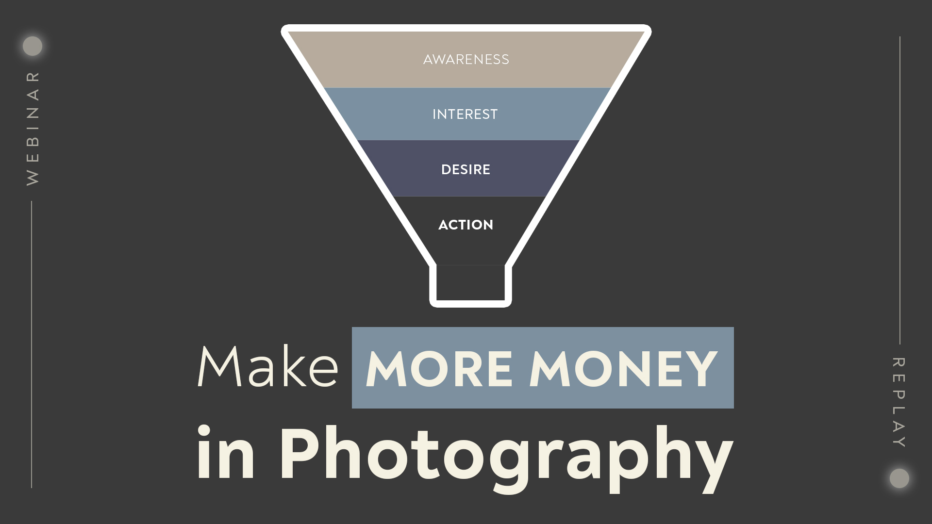 How can photographers make more money?
